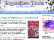 Blogger Heart Books