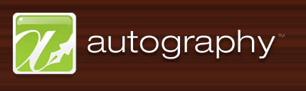 Autography author signings
