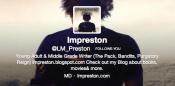 LM Preston Twitter Page