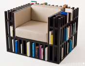 BiblioChaise by Nobody&Co