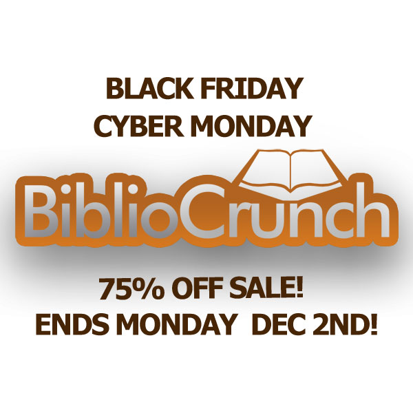 Our Black Friday And Cyber Monday 75% Off Sale