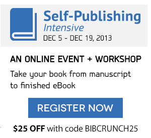 $25 Discount on Mediabistro's Self-Publishing Intensive