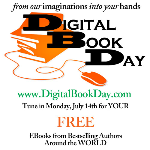 Today is Digital Book Day! Free Books for Everyone!