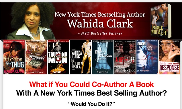 NY Times Authors Partner with Self-Published Authors for a Rare Publishing Opportunity
