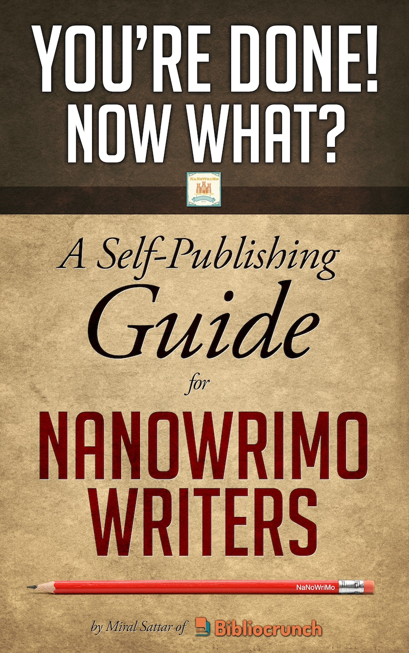 Grab My Free Guide to Self-Publishing - NaNoWriMo