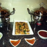 Wonderful Food catered from Yo In Yo Out