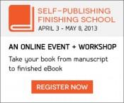 Self Publishing Finishing School