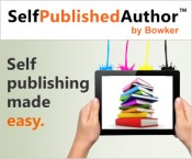 Self Published Author by Bowker