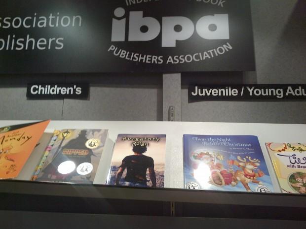 IBPA Booth