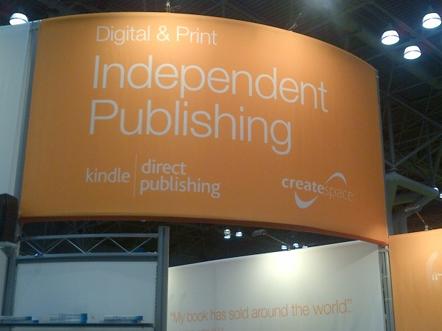 KDP Booth